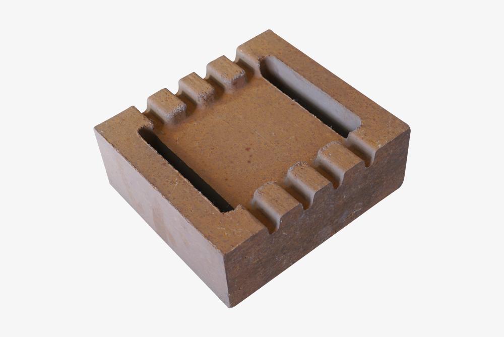 title='Magnesia brick regenerator'